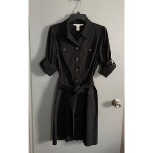 Diane Von Furstenberg Vastago Shirt Dress